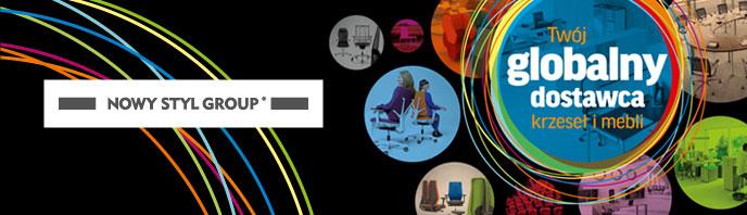 Grupa Nowy Styl - Twój globalny dostawca krzeseł i mebli