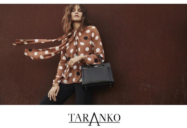 4dea23e7f2 Taranko – polska marka odzieżowa szyjąca dla współczesnych dam –  przebojowych i silnych kobiet