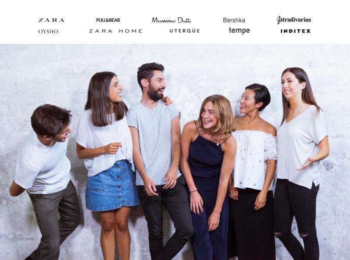 5d958151dacf0 Grupa Inditex - właściciel marek ZARA, Pull&Bear, Massimo Dutti, Bershka,  Stradivarius, Oysho, ZARA Home oraz Uterqűe, wyznaczających najnowsze  trendy w ...