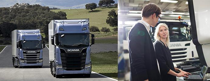 208f8a7419479 Scania Polska S.A. jest generalnym dystrybutorem i przedstawicielem Scania  CV AB