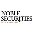 Praca Noble Securities S.A.
