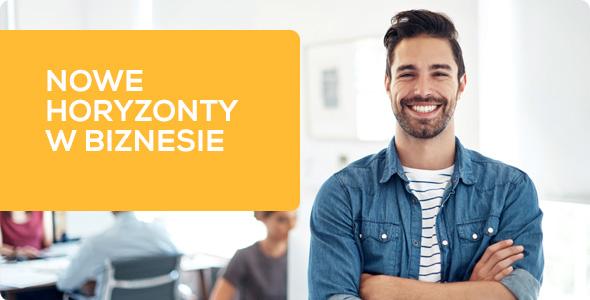 Nowe horyzonty w biznesie