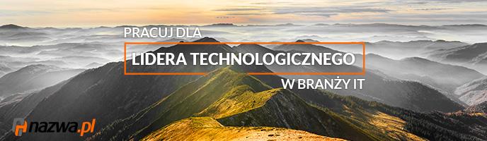 17728d982a830 Firma nazwa.pl to nr 1 w Polsce w zakresie rejestracji domen i świadczenia  usług hostingowych. To także lider w tworzeniu innowacyjnych rozwiązań ...