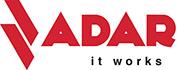 Logo spedycja Adar
